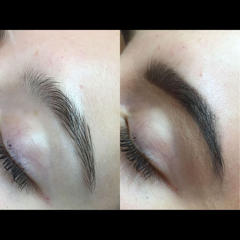 Nieuw: Brows treatment